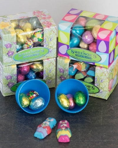 Picture of Foil Chocolate Eggs