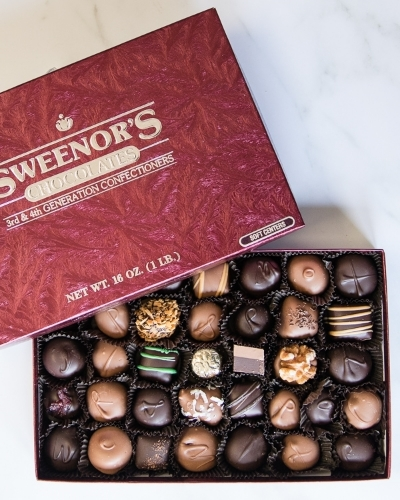 Picture of Assorted Soft Center Chocolates