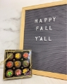 Picture of Fall Leaves 9 pc Deco