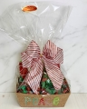 Picture of Medium Rectangle Christmas Basket