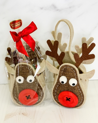 Picture of Rudolph felt bag