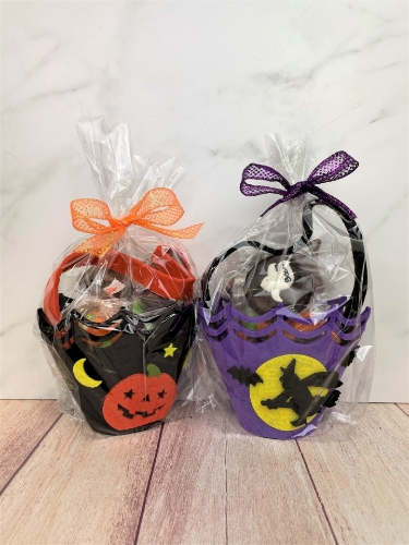 Picture of Halloween Web Bag