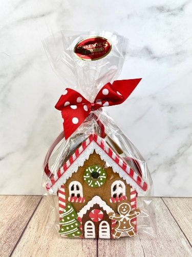 Picture of Felt Gingerbread House